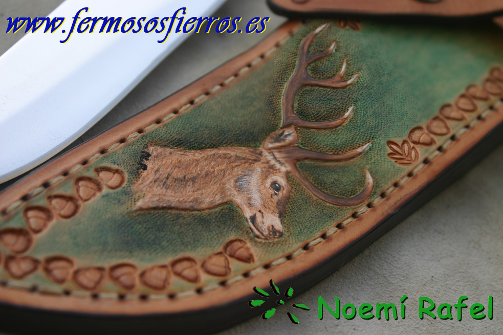 noemi rafel carving leather